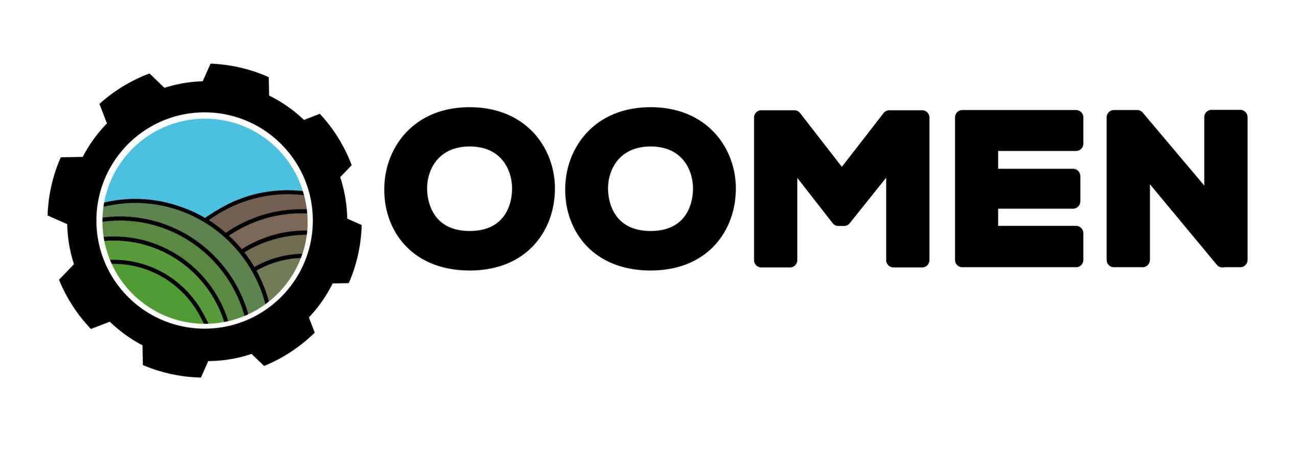 Oomen logo zonder onderschrift